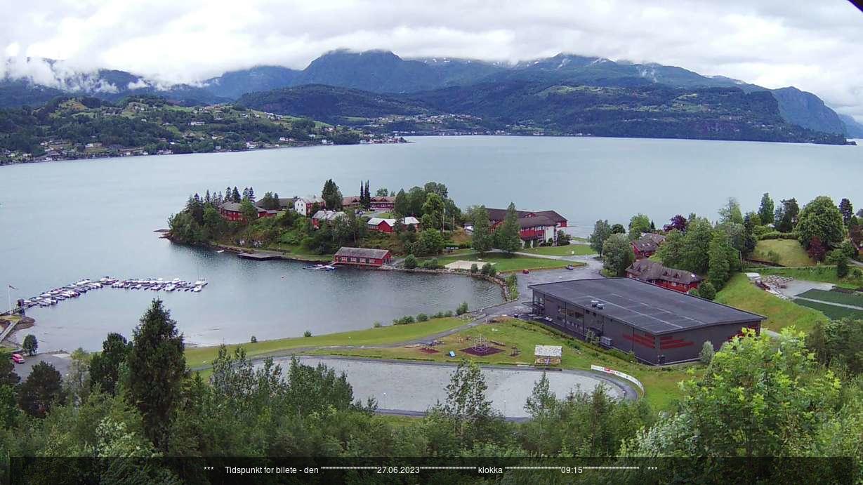 Norheimsund - Framnes, Vikøy; Framnes vidaregående skole
