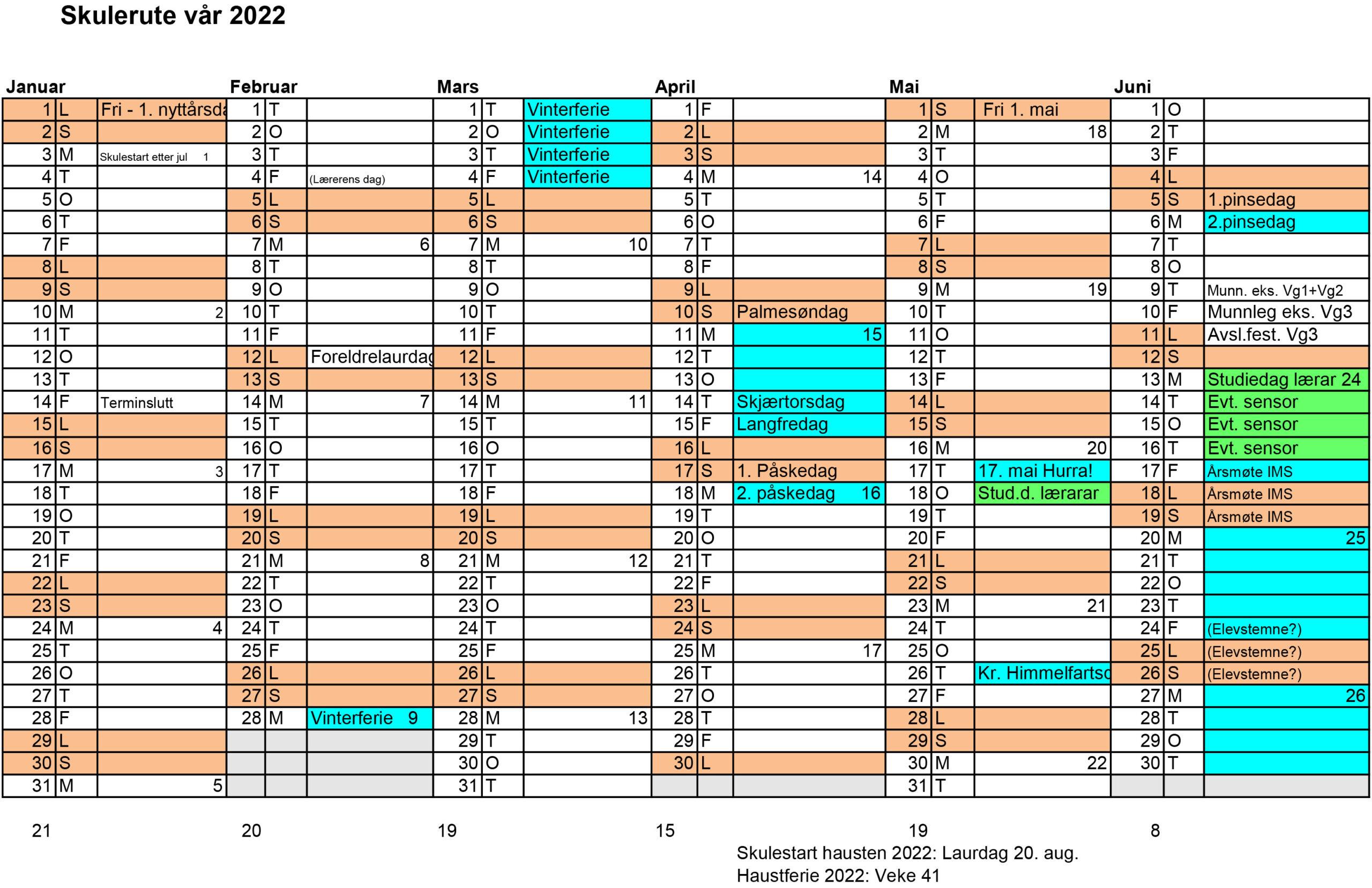 Skulerute 2021-22-2